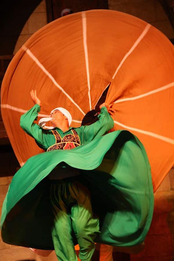 danseur soufi