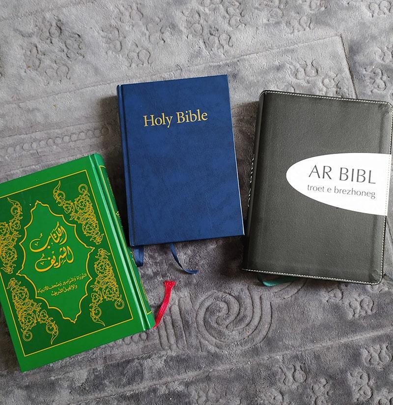 Mes bibles