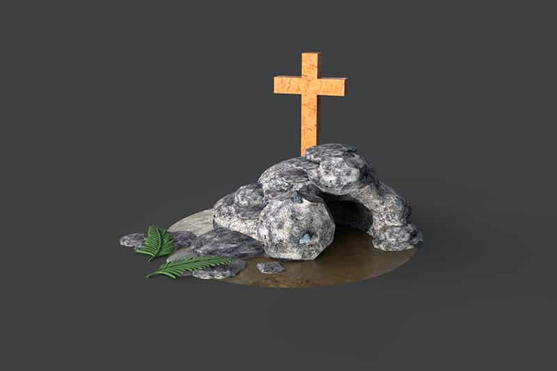 Tombeau de jésus christ