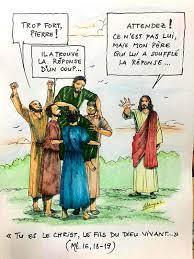 BD de l'apotre Pierre
