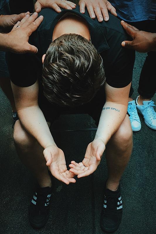 Prière de guérison, prière pour les malades