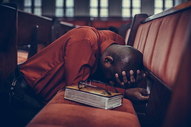 Prière de repentance