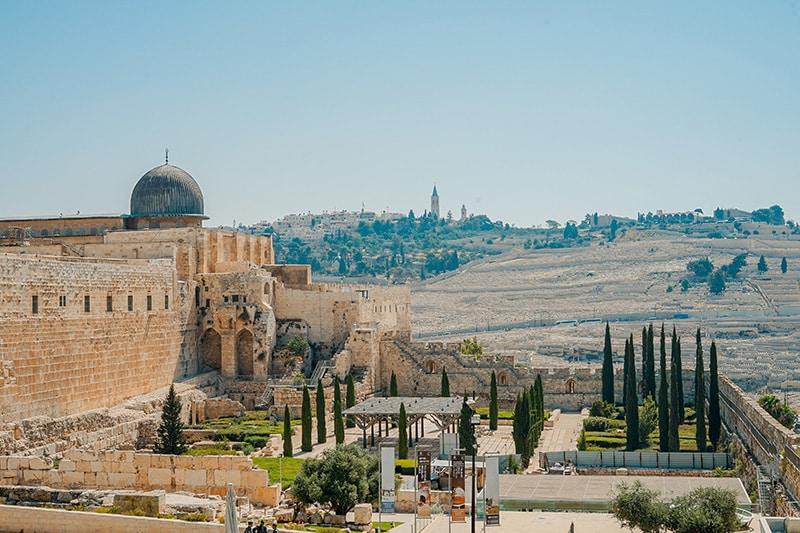 Mur ouest de Jérusalem