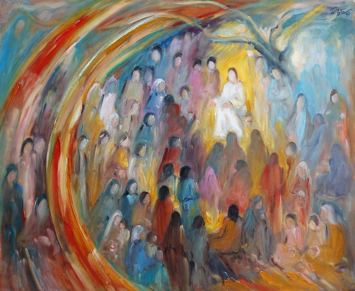 38the beatitudes