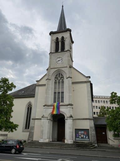 Temple LAB LGBT