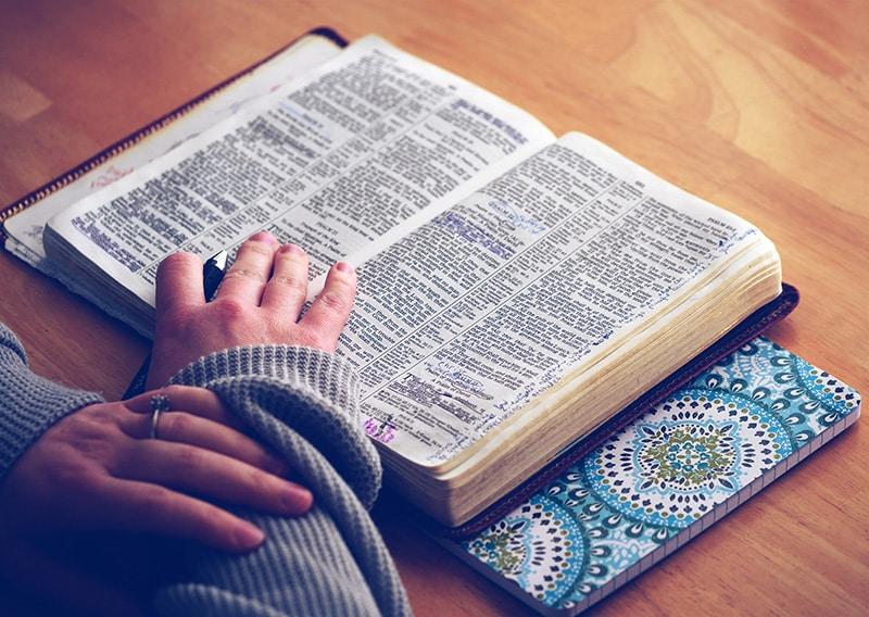Bible évangile de Matthieu