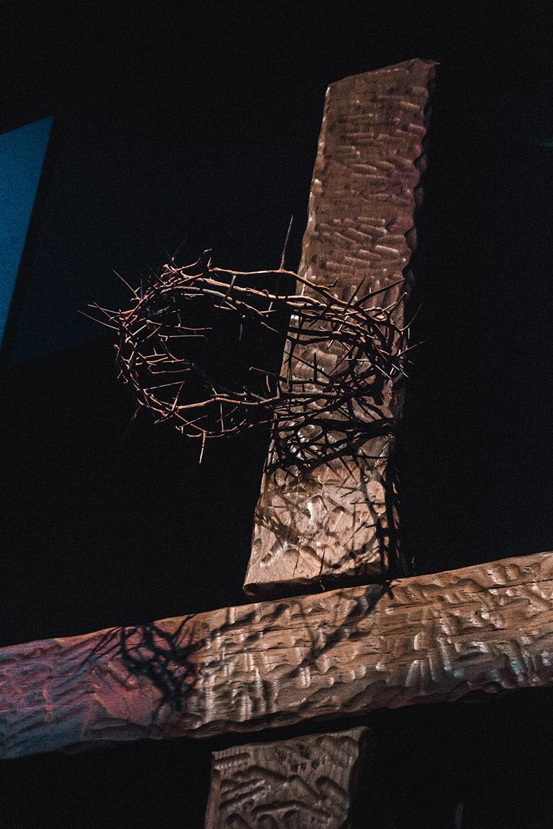 La courone du christe