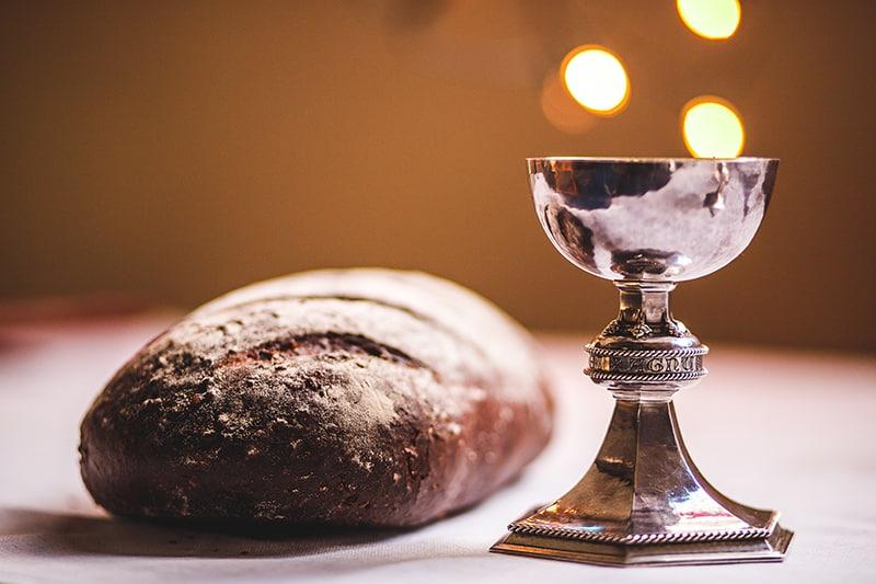 le pain et le vin