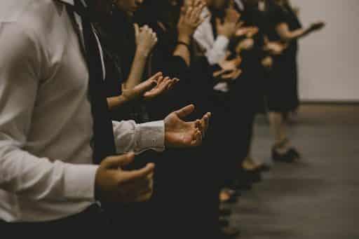 Prière pour l'unité chrétienne